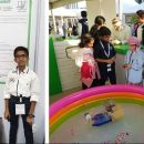 Student eco-warrior invents robots for a greener UAE2