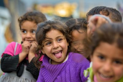 Dubai School Students Donate, Write letters for Syrian Refugees