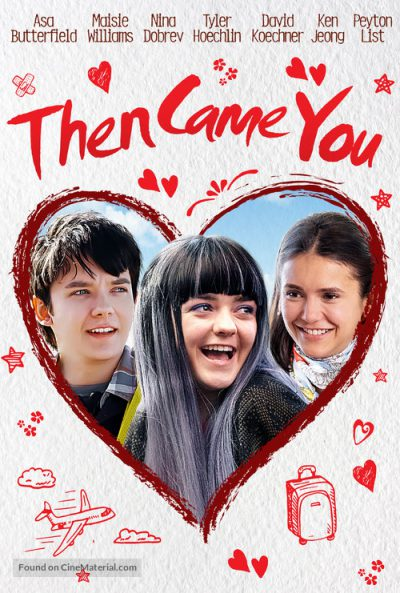 THEN CAME YOU- English Movie in Abu Dhabi