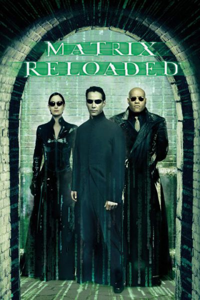 The Matrix Reloaded- English Movie in Abu Dhabi