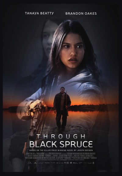 Through Black Spruce- English Movie in Abu Dhabi