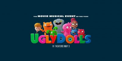 Ugly Dolls-English Movie in Abu Dhabi
