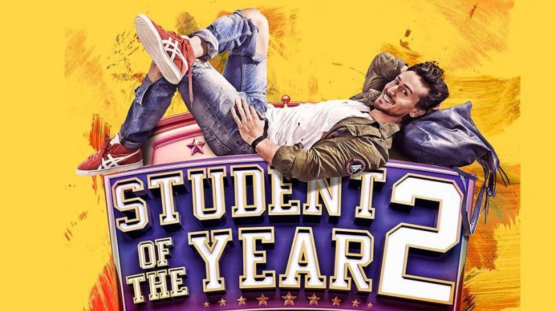 Student of the Year 2-Hindi  Movie in Abu Dhabi
