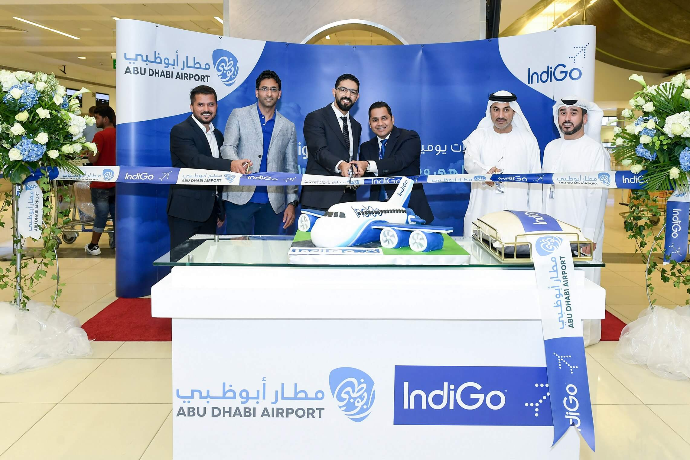 IndiGo launches 2 new India-Abu Dhabi routes