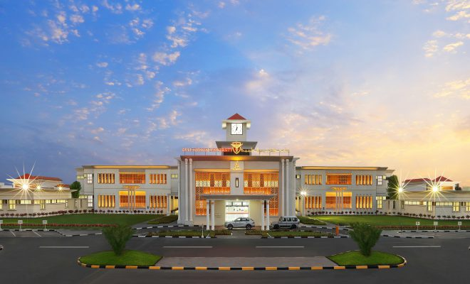 Gulf Medical University's Newly Launched Bachelor's and Executive Master's Programs in Healthcare Management and Economics Receives High Volume of Enquiries