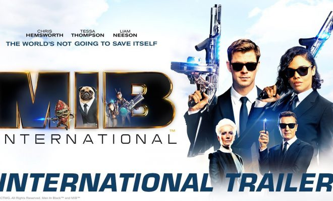 Men in Black: International 2019 English Movie in Abu Dhabi