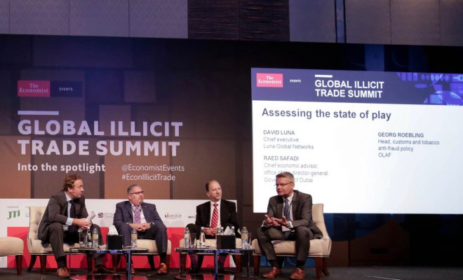 The Economist Events' Hosts the 3rd Edition of Global Illicit Trade Summit in Abu Dhabi