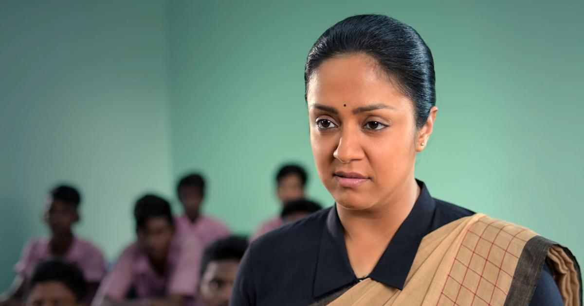 Raatchasi 2019 Tamil Movie in Abu Dhabi
