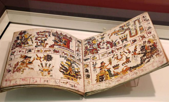 Codices of Mexico: The Old Book of the New World
