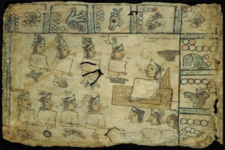 Codices of Mexico: The Old Book of the New World 2019 Education Event in Abu Dhabi