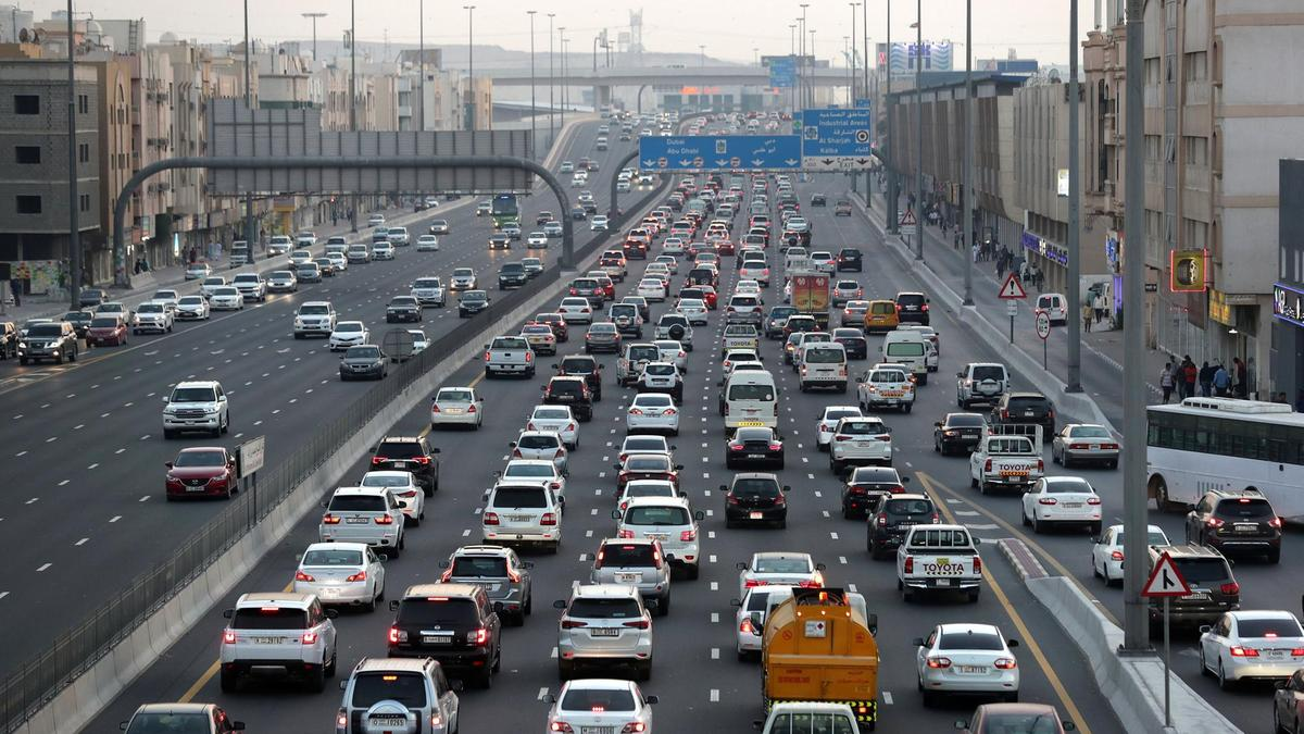 Dubai-Sharjah road to be closed for 3 weeks