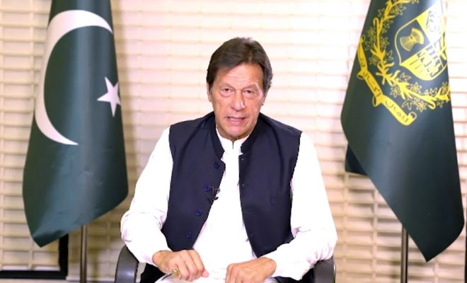 Imran Khan to celebrate Pakistan's Independence Day in Muzaffarabad
