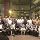 Met SMEs in Delhi during the road show done to Kno