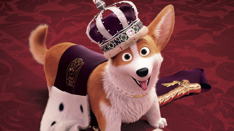 The Queens Corg movie @ adu dhabi