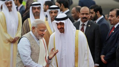 What to expect from Indian PM Narendra Modi's visit to UAE