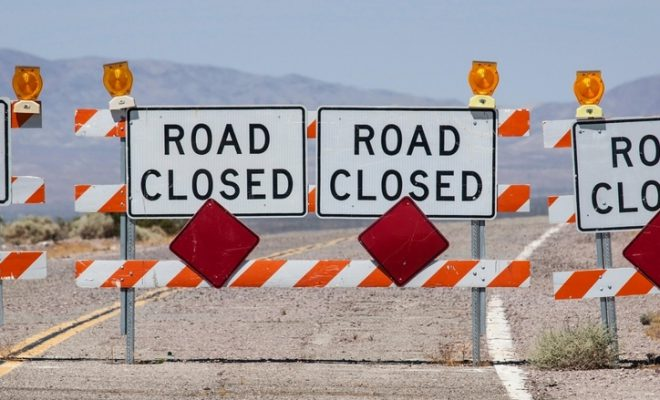 3 UAE roads will be partially, fully closed starting tomorrow