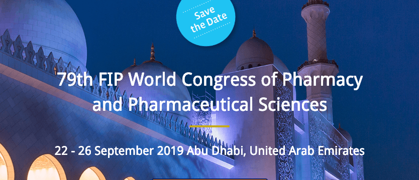 79th FIP World Congress of Pharmacy and Pharmaceutical Sciences