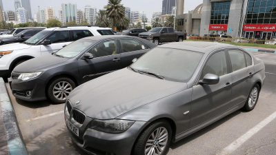 Dh3,000 fine for abandoning cars on Abu Dhabi streets
