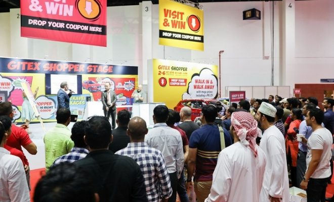 Gitex Shopper to open today with irresistible offers