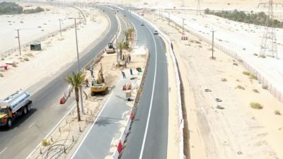 New UAE road to reduce travel distance by 35km