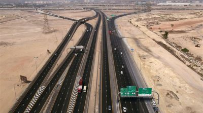 New road opens in Dubai, travel time reduced to just 4 minutes