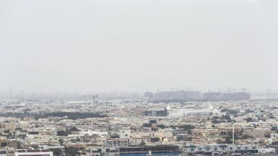 Rainy, windy Friday forecast for parts of UAE