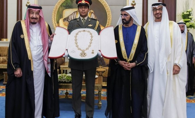UAE Rulers share happy thoughts, messages on Saudi National Day