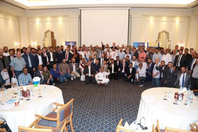 Delegates at Saudi Tech Roadshow in Riyadh