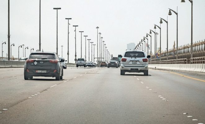 Musaffah Bridge toll gate to be relocated in Abu Dhabi
