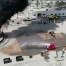 New firefighting robot tested in Abu Dhabi