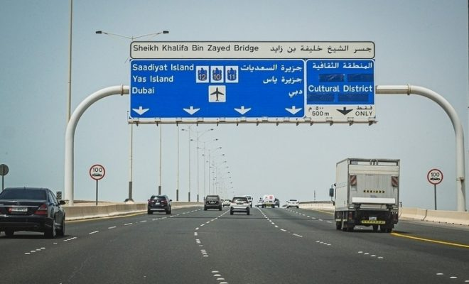 Residents rate Abu Dhabi road network as 'excellent'