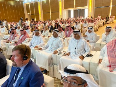 Saudi Arabia is providing dynamic investment-conducive landscape, mainly driven by arbitration