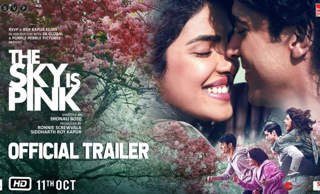 The Sky Is Pink 2019 Hindi Movie in Abu Dhabi