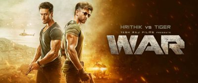 War Hindi Movie in Abu Dhabi