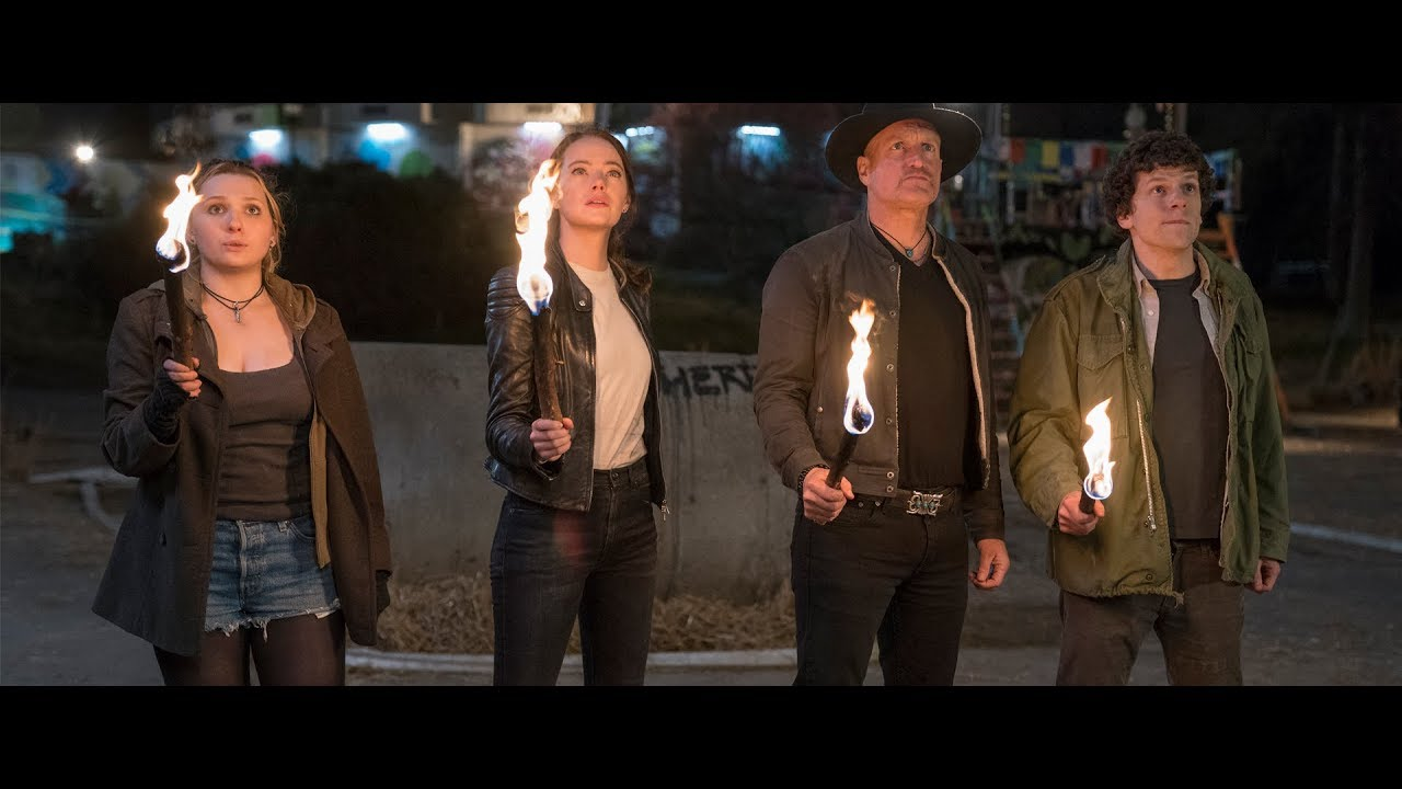 Zombieland: Double Tap 2019 English Movie in Abu Dhabi
