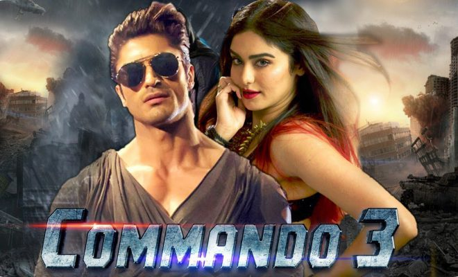 Commando 3 (2019) Hindi Movie in Abu Dhabi