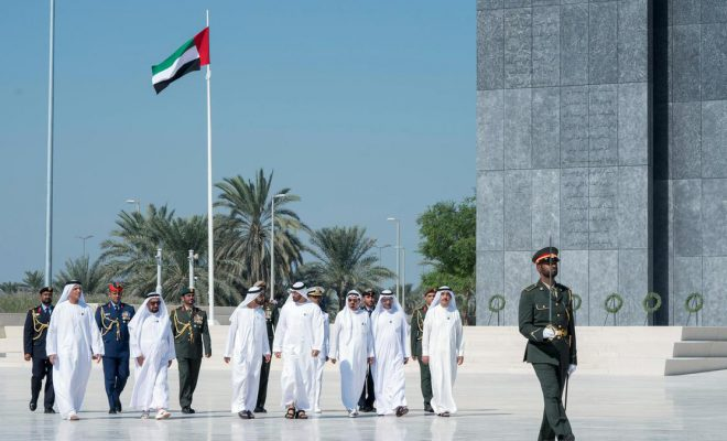 Commemoration Day: UAE leaders pay tribute to nation's martyrs