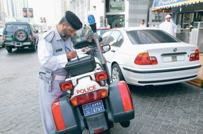 Dh1,000 fine this traffic violation in UAE