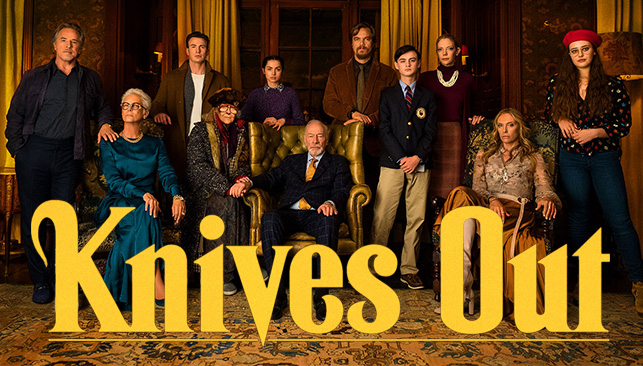 Knives Out 2019 English Movie in Abu Dhabi