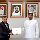 MoFAIC receives credentials of new Indian ambassador to UAE