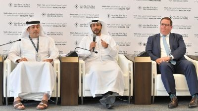 Khalifa Port in Dh4B expansion; 2,800 jobs to be created