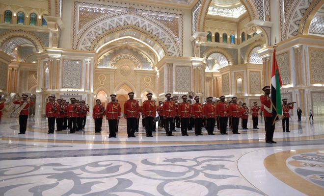 Qasr Al Watan guests enjoy cultural showcase on National Day