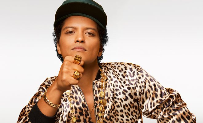 Resolution by Night: Bruno Mars Live in Abu Dhabi 2019 Music Event in Abu Dhabi