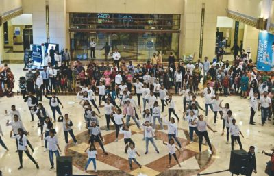 Wake up before tap runs dry, students warn UAE residents