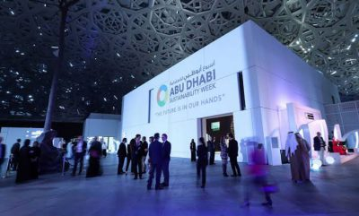 Abu Dhabi Sustainability Week 2020 Business Event in Abu Dhabi