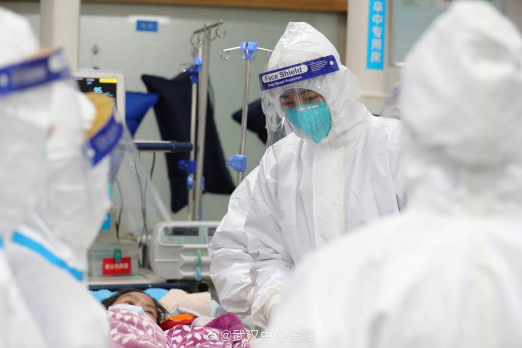Coronavirus outbreak: 132 dead in China, nearly 6,000 confirmed infections