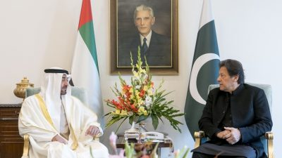 Sheikh Mohamed orders $200m fund for Pakistan SMEs