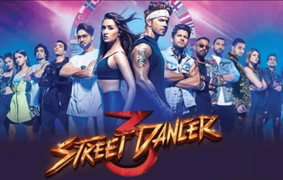 Street Dancer 2020 Hindi Movie in Abu Dhabi