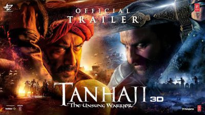 Tanhaji: The Unsung Warrior 2020 Hindi Movie in Abu Dhabi