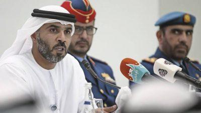 Abu Dhabi ready to showcase unmanned missions, challenges